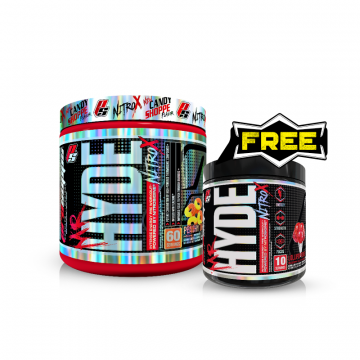 Pro Supps Mr. Hyde Nitro X 60 Servings
