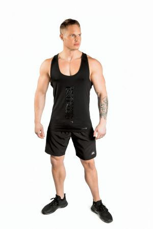 King Lifestyle Men's Blacked Out Tank