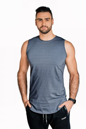 King Lifestyle Mens Scoop Tank