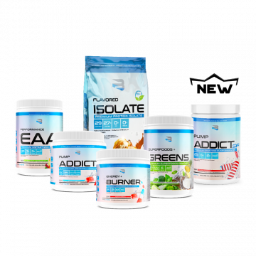 Believe Supplements Any 3 for $99.99
