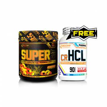 Beyond Yourself Superset 40 Servings + CreHCL Combo