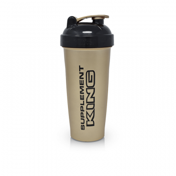 Supplement King Shaker 800ml Metallic Series With Mixing Rod