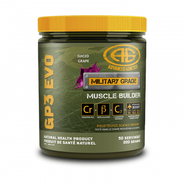 Advanced Genetics GP3 Evo 50 Servings