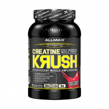 Allmax Nutrition Krush Loaded 3.3lb Fruit Punch