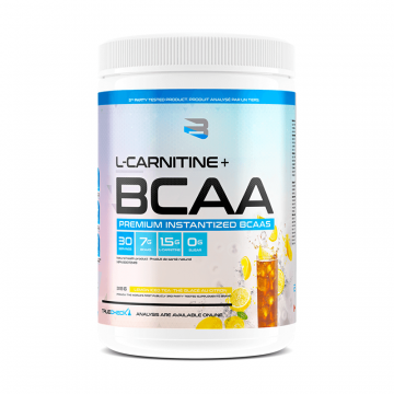 Believe Supplements BCAA + L-Carnitine 30 Servings