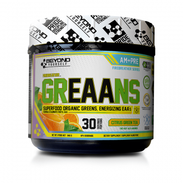 Beyond Yourself Greeans 30 Servings