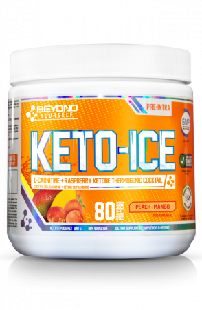 Beyond Yourself Keto-Ice 80 Servings