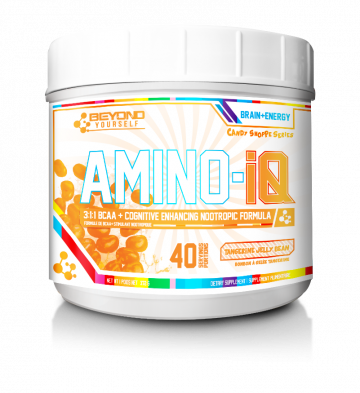 Beyond Yourself Amino IQ 40 Servings
