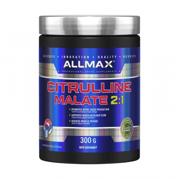 Allmax Nutrition Citrulline Malate 2:1 300g