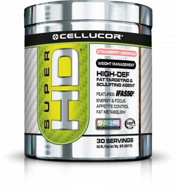 Cellucor Super HD 30 Servings