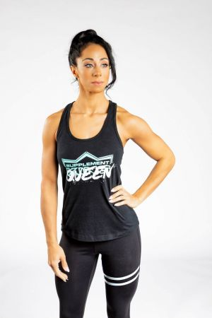Supplement Queen Ladies Tank Top