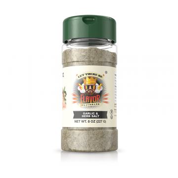 Flavor God Garlic & Herb Salt Seasoning