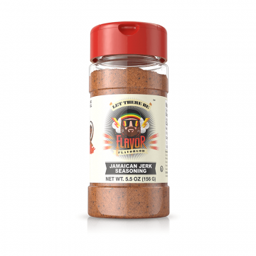 Flavor God Jamaican Jerk Seasoning