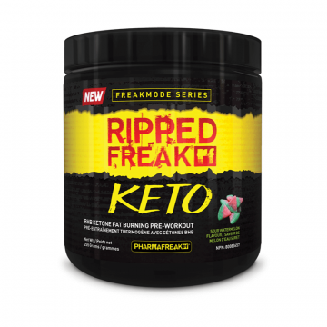 Pharmafreak Ripped Freak Keto 30 Servings