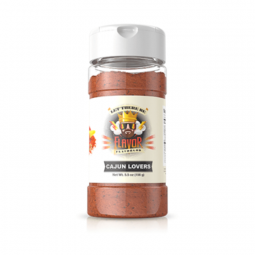 Flavor God Cajun Lovers Seasoning