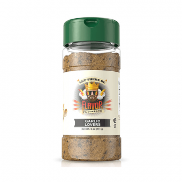 Flavor God Garlic Lovers Seasoning