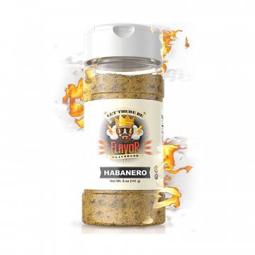 Flavor God Habanero Seasoning