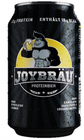 JoyBrau Original Protein Beer 330ml