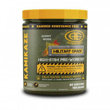 Advanced Genetics Kamikaze 60 Servings