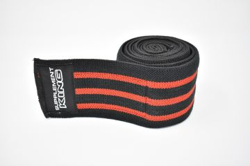 King Performance Knee Wraps 180cm
