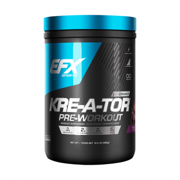 EFX Sports Kre-A-Tor 20 Servings