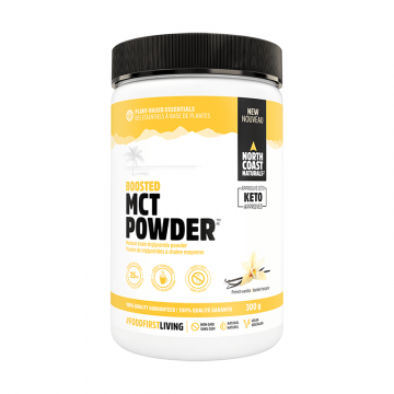 North Coast Naturals Boosted MCT Oil Powder 300g