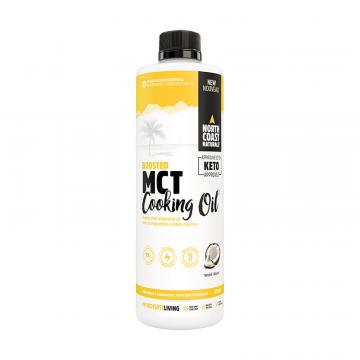 North Coast Naturals Boosters MCT Cooking Oil 473ml