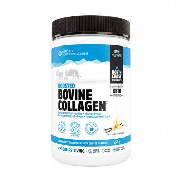 North Coast Naturals Boosted Bovine Collagen 250g