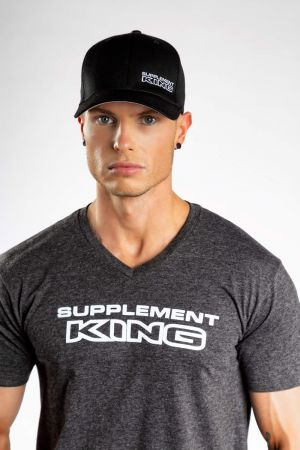 Supplement King Flex-Fit Fitted Hat