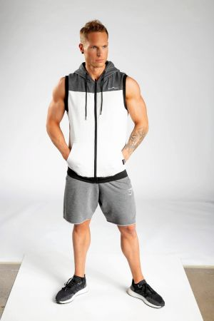 King Lifestyle Men's Sleeveless Hoody