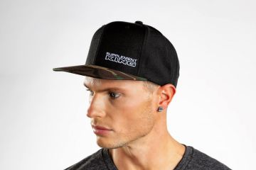 Supplement King Flex-Fit Camo Snap Back Hat
