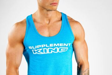 Supplement King Unisex Cotton-Poly Tank Top