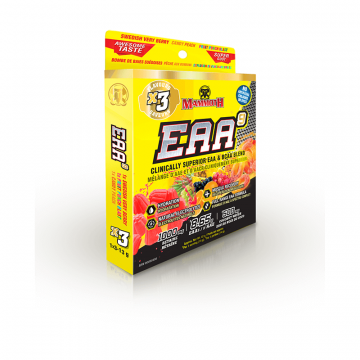 Mammoth Supplements EAA9 3 Serving Variety Pack