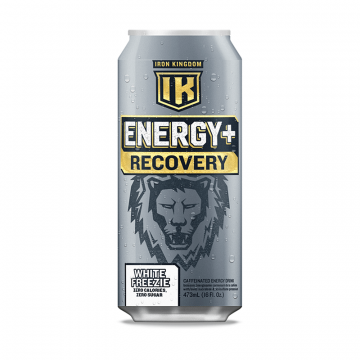 Iron kingdom IK Energy+ Recovery 473ml