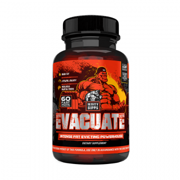 Mighty Supps Evacuate 60 Capsules