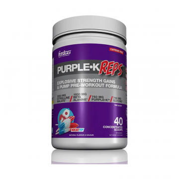 Fusion Muscle Purple K Reps 40 Servings