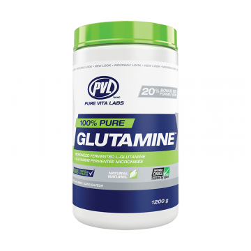 PVL Glutamine 1200g Unflavoured