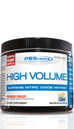 PEScience High Volume 36 Servings