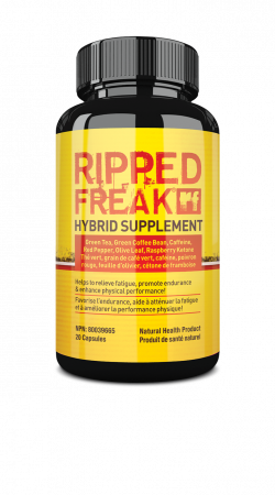 Pharmafreak Ripped Freak Trial Size 20 Capsules