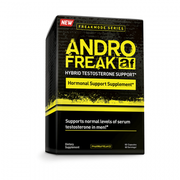 Pharmafreak Andro-Freak 60 Capsules