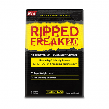 Pharmafreak Ripped Freak 2.0 60 Capsules
