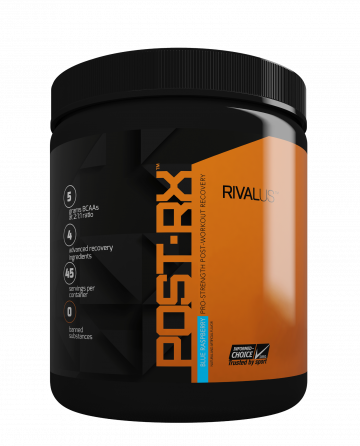 RivalUs Post RX 45 Servings