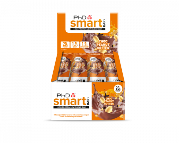 PhD Smart Bar 12 Bars/Box