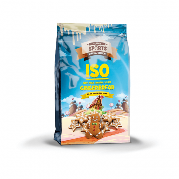 Yummy Sports Iso 1lb Gingerbread