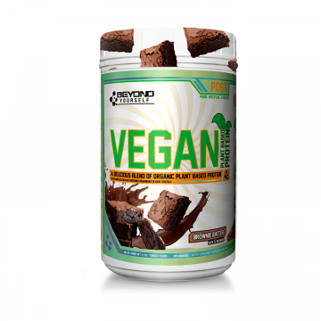 Beyond Yourself Vegan Plant Based Protein 2lbs