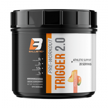 Ballistic Labs Trigger 2.0 20 Servings