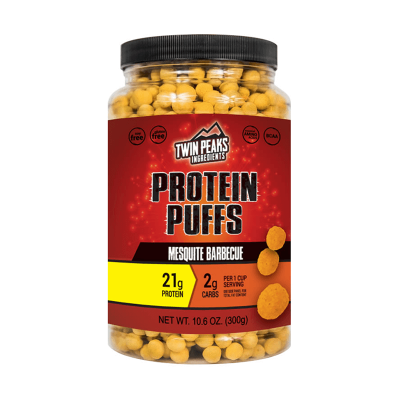 Twin Peak Ingredients Protein Puffs 300g