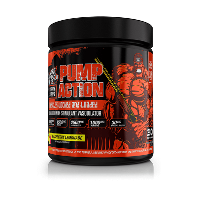 Mighty Supps Pump Action 30 Servings