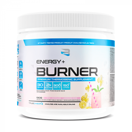Believe Supplements Energy Burner 30 Servings