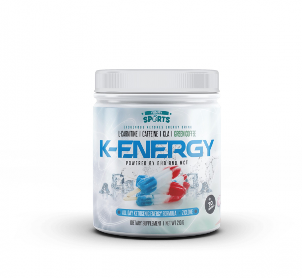 Yummy Sports K Energy 30 Servings